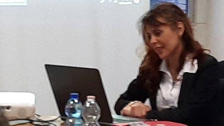 Silvia Cavallarin, consigliera di parità metropolitana di Venezia