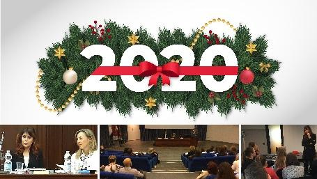 2020: Frame vector created by BiZkettE1 - www.freepik.com