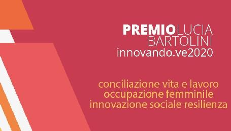 Testata Premio Lucia Bartolini