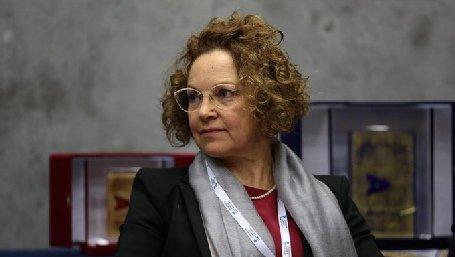 Tiziana Lippiello, foto tratta dal profilo twitter di Ca' Foscari Alumni