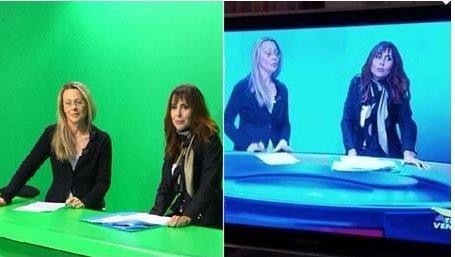 intervista a Televenezia