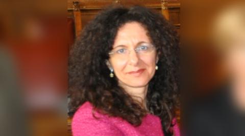 Annalisa Vegna, attuale Consigliera di parità effettiva della Cm di Venezia