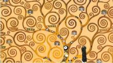 Albero della vita - G. Klimt (particolare)