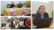 alcuni momenti dell'incontro del 7 maggio a San Donà di Piave