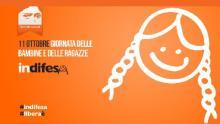 il banner per #indifesa #11ottobre2019