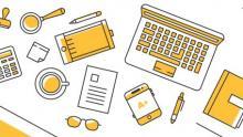 scrivania di lavoro - by freepik.com