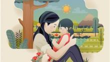 donna con bimba (da freepik.com)