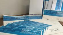 brochure e cartelline per il convegno