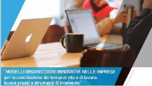 Locandina percorso formativo Modelli organizzativi innovativi nelle imprese