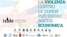 Locandina sportello antiviolenza Riviera del Brenta
