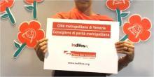 #orangerevolution #indifesa