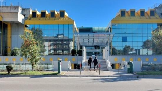 Centro Servizi 2 della Città metropolitana di Venezia, sede di Mestre - foto: M. Fletzer